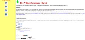 The Village Greenery Florist